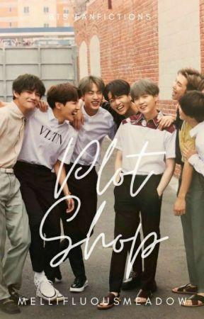 Plot Shop • BTS by MellifluousMeadow