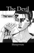 The Devil ⥋ Eren Jaeger by shrexyvvore