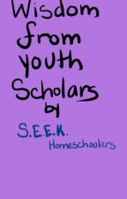 Wisdom From Youth Scholars by Raylacon