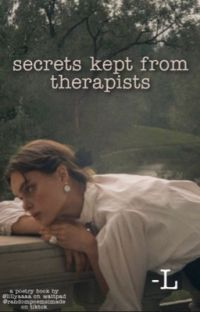 Secrets kept from therapists  cover