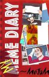 Meme diary cover