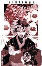 Siblings! (KNYxSister!Demon!Reader by skideedle