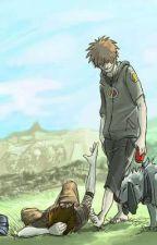 Sunny day |Kankuro x Kiba fanfic| by SammyLikesAnime
