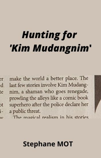 Hunting for 'Kim Mudangnim' (Seoul Villages)