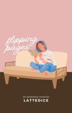 flipping pages by lattedice
