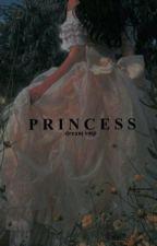 Princess; dream smp by cyberkarl