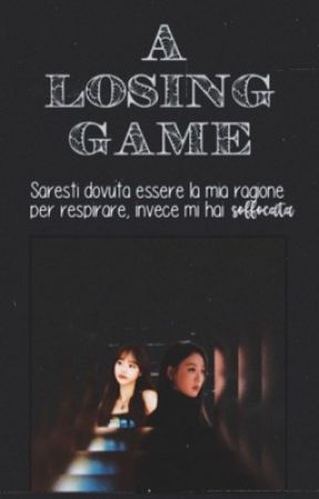 A losing game -Loona one shot by hoseokalwayssmiles