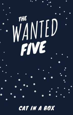 The Wanted Five by 00cat_in_a_box00