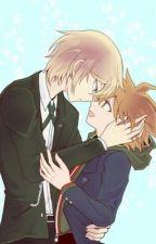 Too cute to comprehend [Byakuya x Makoto]  by iiginsimagination
