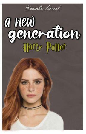 a new generation - ʜᴀʀʀʏ ᴘᴏᴛᴛᴇʀ by Aninha_deinert