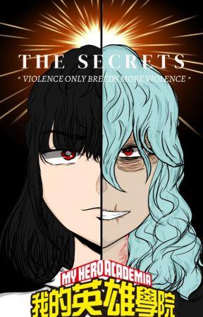    The Secrets    Shigaraki's Little Sister / Aizawa's Daughter    by Spirit23cool