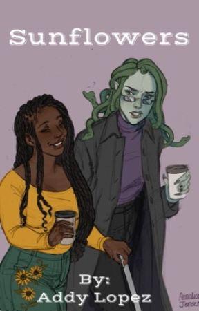 Sunflowers - Medusa Short Story by AddyThePotato