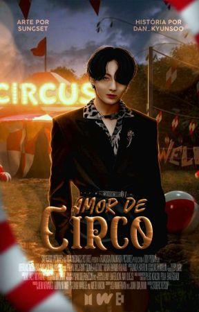 Amor de circo • jjk + pjm by Dan_Kyunsoo