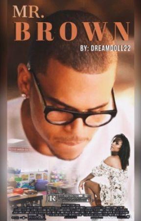Mr. Brown    URBAN (CB) by dreamdoll22