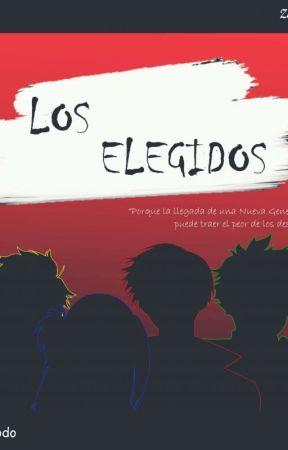 || Los Elegidos || (BakuTodo) by Zaily27