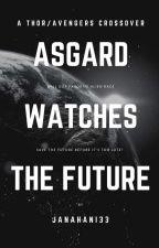 Asgard Watches the Future by JanaHani33