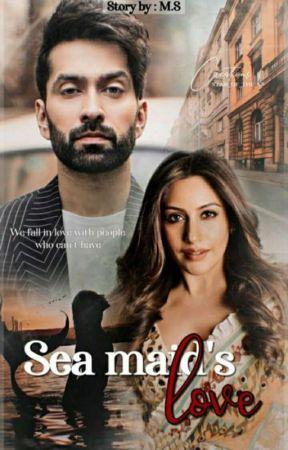Sea Maid's Love  by _Ferocious_Fire_
