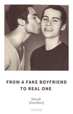 From a fake boyfriend to real one - Sterek [OneShot] by AiSterek