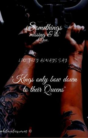 Somethings missing and its you by hiloveliesxoxo0