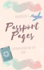 Passport Pages by onlybinjin_