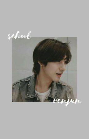 school • renjun by dandy_baby