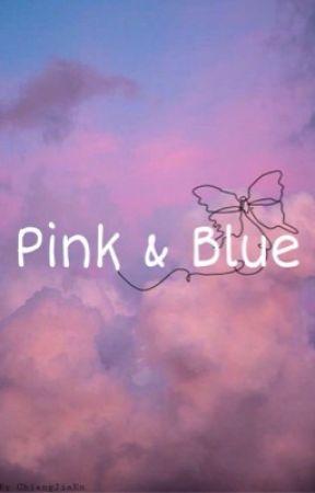 Pink&Blue [H.S.] by ChiangJiaEn