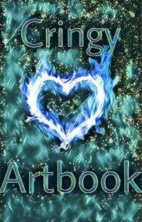 Cringy Artbook cover