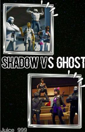Shadow vs Ghost by Juice_999