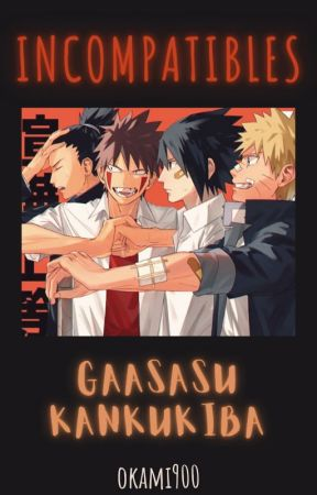 Incompatibles ° GaaSasu, KankuKiba by okami900