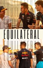 Equilateral [Lando Norris x Alex Albon x George Russell] by AllyPotato