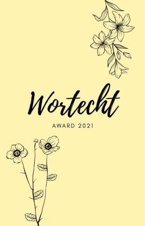 Wortecht Award 2021  |open| by wortecht