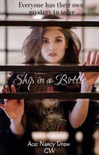 Ship in a Bottle {Ace: Nancy Drew} cover
