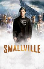 Smallville x Male Reader by sigmar2001