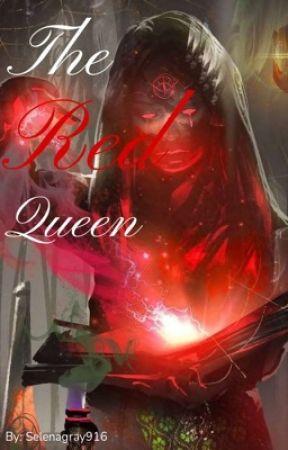 Blodreina;The Red Queen by SelenaGrey916
