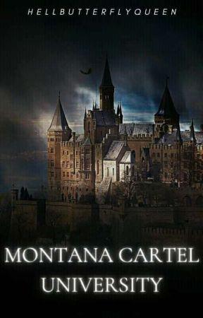 Montana Cartel University [ON-HOLD] by HellButterflyQueen