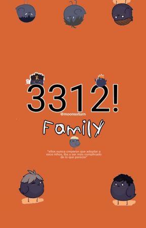 3312! Family [Haikyuu!]  by ssxturn
