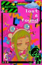 lost & found | r. haruki by KUDORE