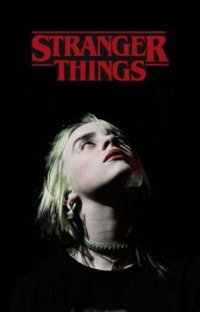 Stranger Things ◈ Billie Eilish by lemoniris