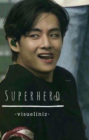 SuperHero   vmin by visueliniz