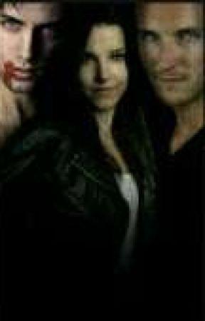Werewolf Vs Vampire  by aminnu