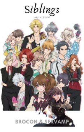 Siblings (Brothers Conflict x Servamp) by Ai_Shizuku