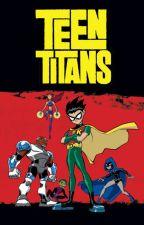 Teen Titans x Fem Reader by bcaceres25