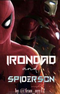 Irondad/Spiderson OS cover