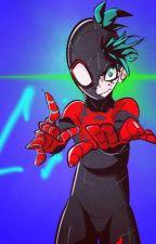 Izuku The Spider-Man by HewitNoah