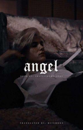 angel; draco malfoy. by hiismoon