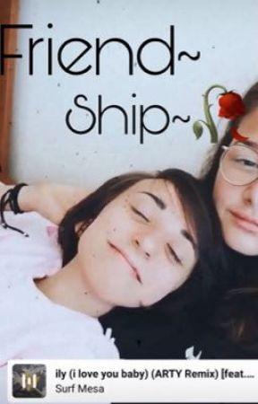 Friend~ ship~🥀 <robenny story> by SA1983