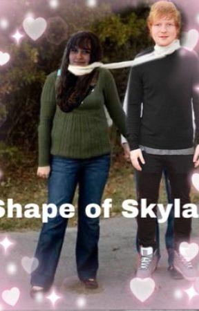 shape of skylar E.S ( A.U)  by dapimp_