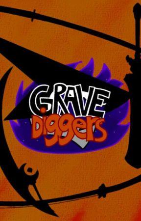 《Grave Diggers》[Original Male Reader Story] by King_Kado131