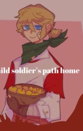 A child soldier's path home by fanfictionreadervek