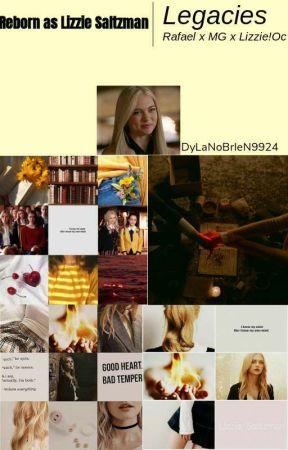 I'm Lizzie Saltzman?    Legacies/TVD by DyLaNoBrIeN9924